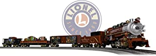 Lionel Thomas Kinkade Electric O Gauge Model Train Set w/ Remote and Bluetooth Capability