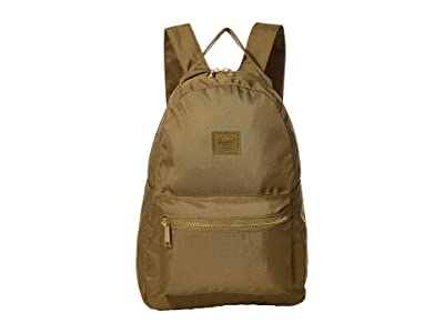 Herschel Supply Co. Nova Small Light (Khaki Green) Backpack Bags
