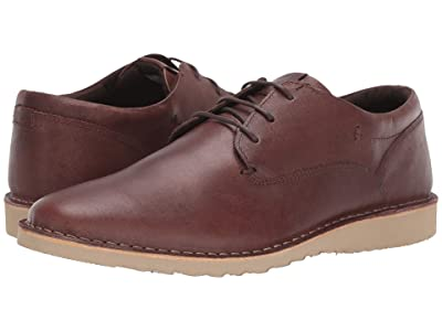 Steve Madden Pallot (Brown Leather) Men