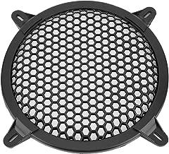 sourcingmap Metall schwarz 8 Zoll Audio Lautsprecher Subwoofer Schutzgitter f/ür Auto Wagen