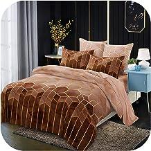 Geometric Duvet Cover 240x220 Bed Linens Comforter Bedding sets-style6-220x240cm 3pcs