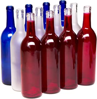 red white and blue wine
