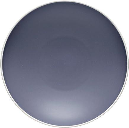 Preisvergleich für Bitossi Home BER1206 Set aus 6 tiefen Tellern, Sorbet-Linie, Mora