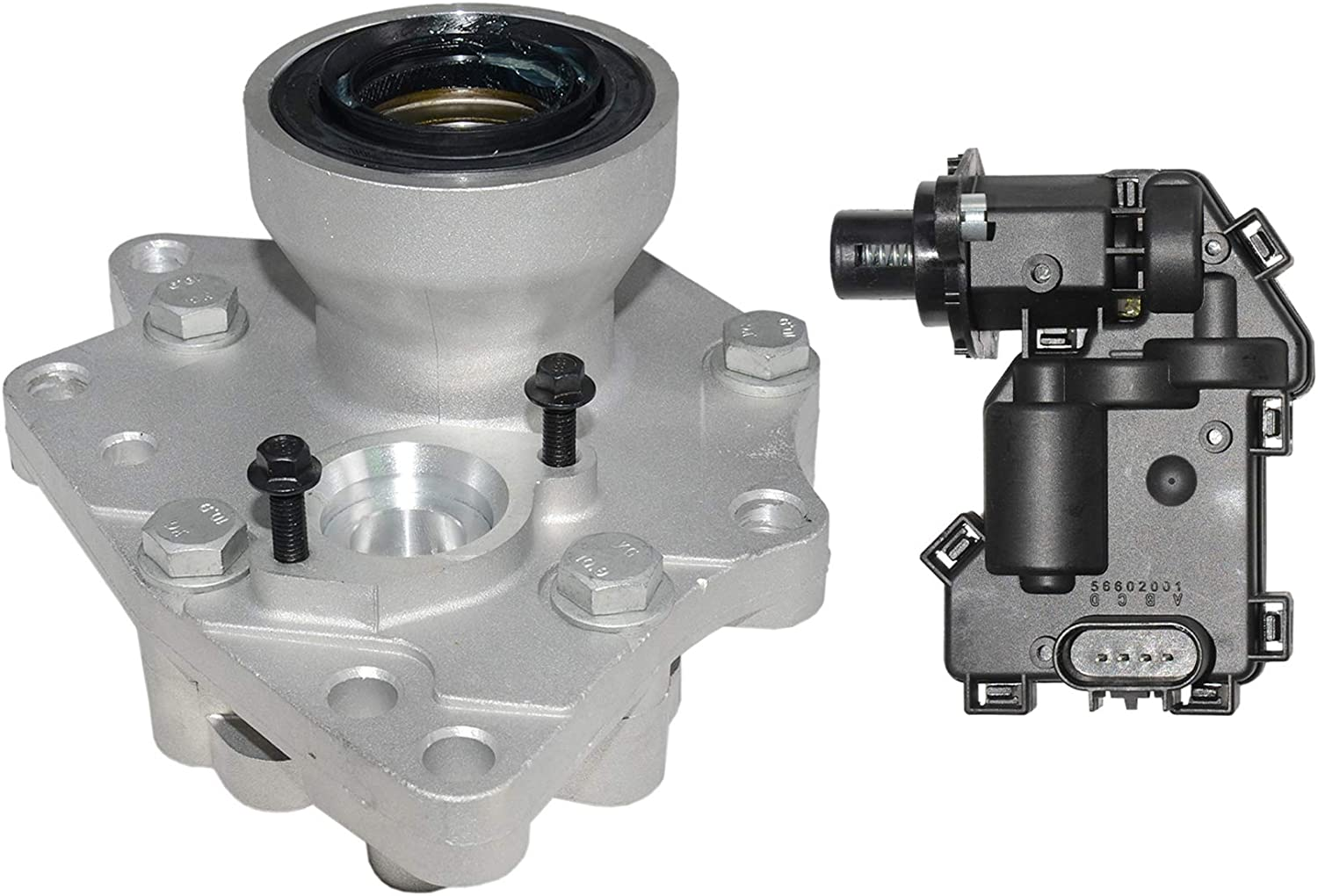 600-115 100% quality warranty! 4WD Front Differential Axle Disconnect Assy shipfree Rep Actuator