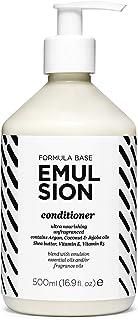 Emulsion Hair Conditioner Unfragranced, 500 ml