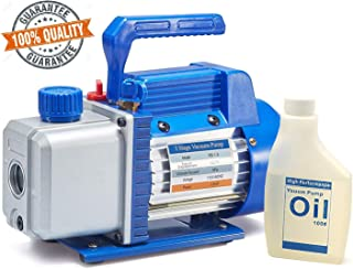 Best 10 cfm vacuum pump Reviews