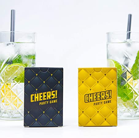 CHEERS! Party Game – The Start of an Amazing and Fun Night!