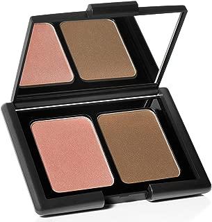 E.L.F. Cosmetics, Contouring Blush & Bronzing Powder, St Lucia, 0.28 oz (8 g) - 2pc
