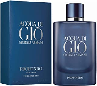 Giorgio Armani Acqua Di Gio Profondo For Men EDP 4.2oz / 125ml