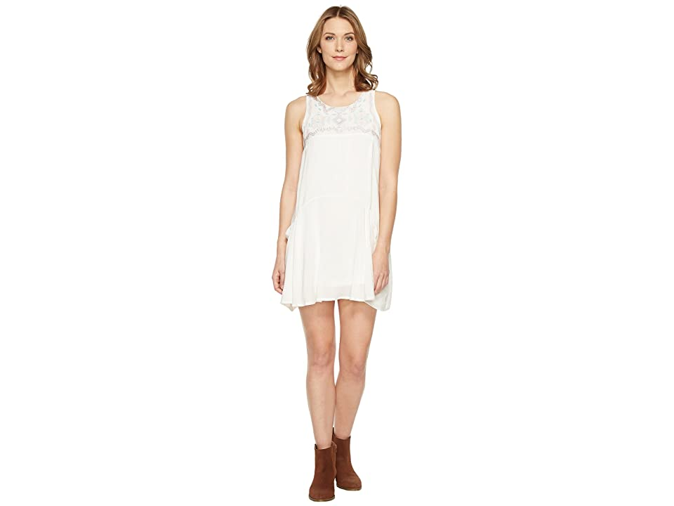 Tasha Polizzi Madeline Dress (Ivory) Women