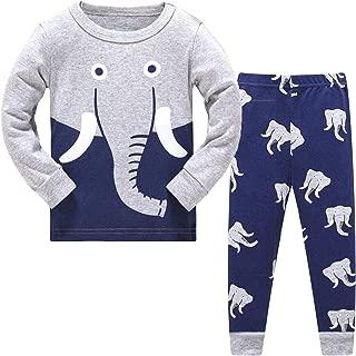 Boys Dinosaur Pajamas 2-8 Years