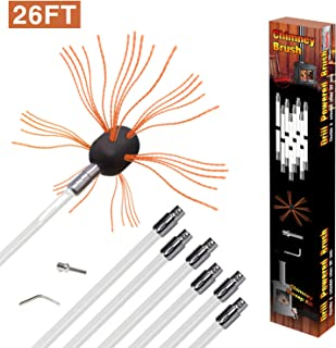 Best wire chimney cleaning brushes Reviews