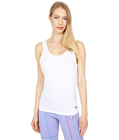 Champion Sport Tie Back Tank (White) Women