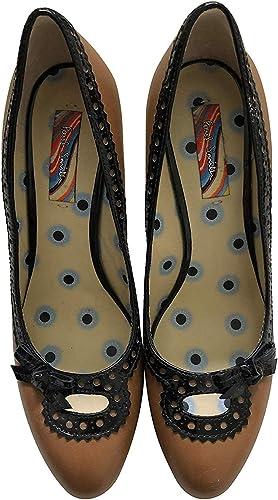 Paul Smith pour Femmes Brun Escarpin Escarpin Cuir Taille UK 4 UE 37  achats en ligne et magasin de mode