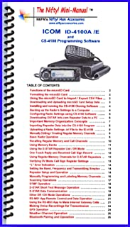 Nifty Accessories Mini-Manual for The Icom ID-4100