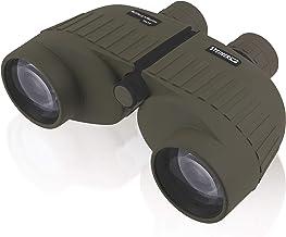Steiner Military-Marine Series Binoculars, Lightweight Tactical Precision Optics for Any Situation, Waterproof, Green