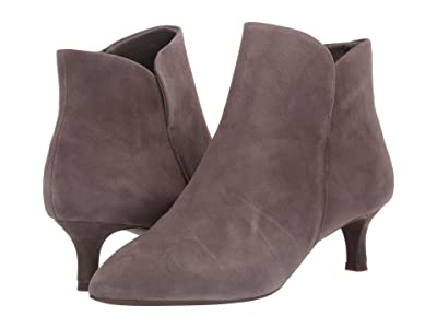 Rockport Total Motion Alaiya Plain Boot (Taupe Suede) Women