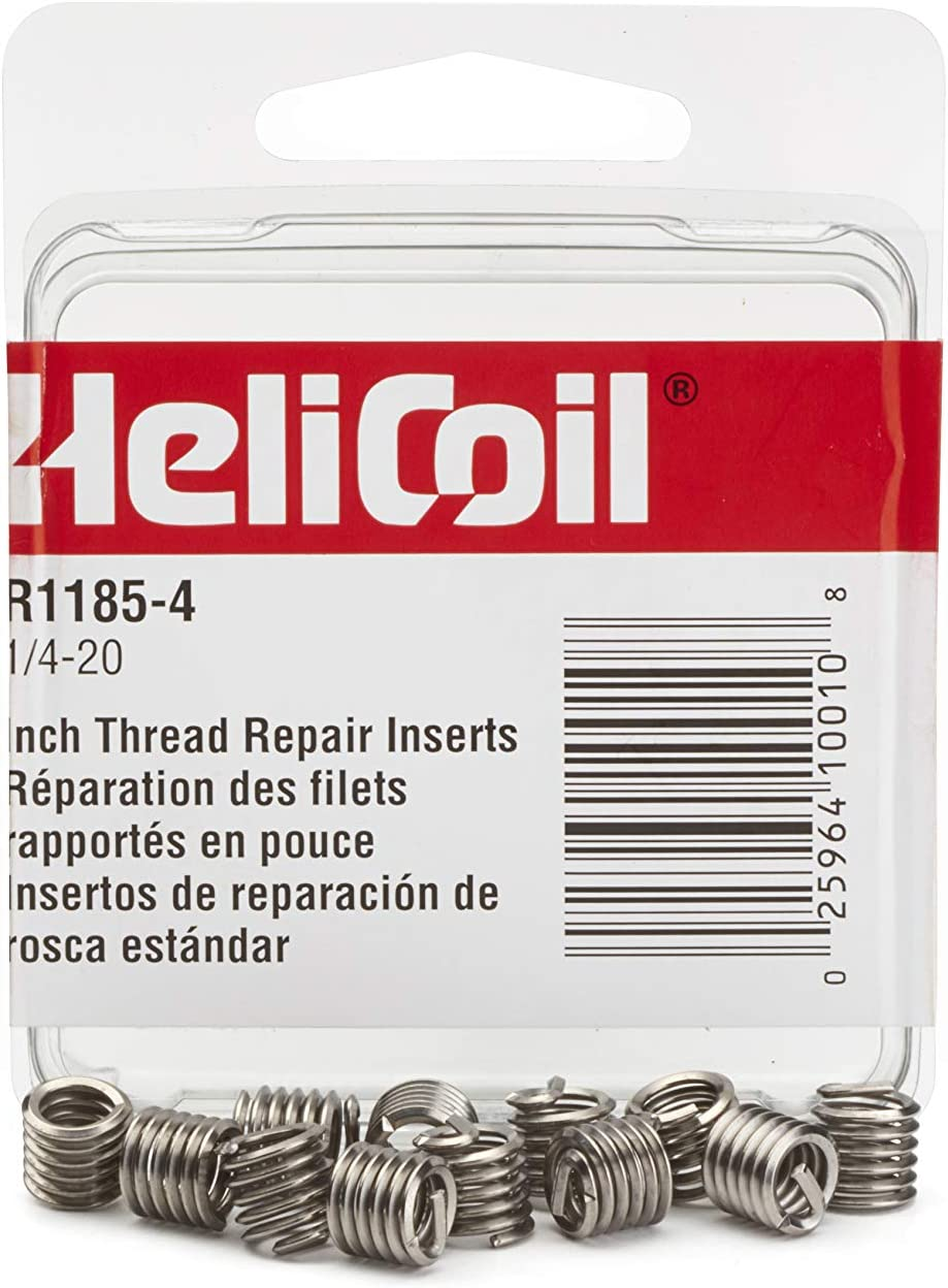 100% quality warranty! HeliCoil R1185-4 R-Pack 1 Popular brand 4-20 2DIA 1-1 P
