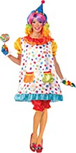 Forum Novelties Women's Wiggles The Clown Costume