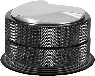 エスプレッソコーヒータンパー 51mm ディストリビューター エスプレッソマシンアクセサリー コーヒータンパー ステンレス製タンパー 埋立圧器 51mmポルタフィルターに適用……
