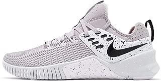 Men's Free X Metcon Cross Trainer Shoe (14, Grey/White)