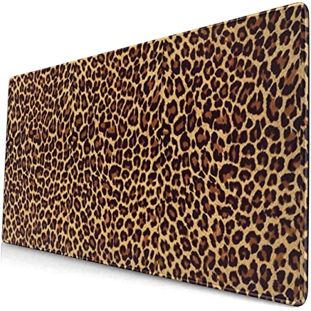 NEW Not buying your bull Mousepad Office Desk Mat Leopard Mouse Pad