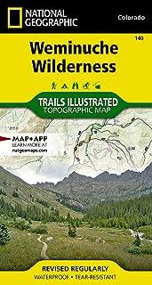 Best weminuche wilderness map Reviews