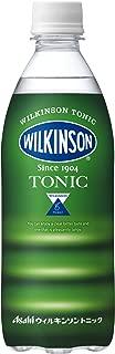 アサヒ飲料 ウィルキンソン トニック 強炭酸 500ml×24本