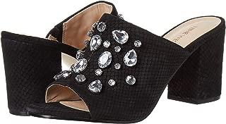 Ninewest Sandal For Women, BLACK, Size 35.5 EU