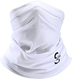 Sun UV Dust Protection Breathable Elastic Face Scarf Mask for Hot Summer Cycling Hiking Fishing