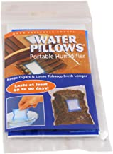 100 Pack of Water Pillows: Cigar, Pipe Humidification