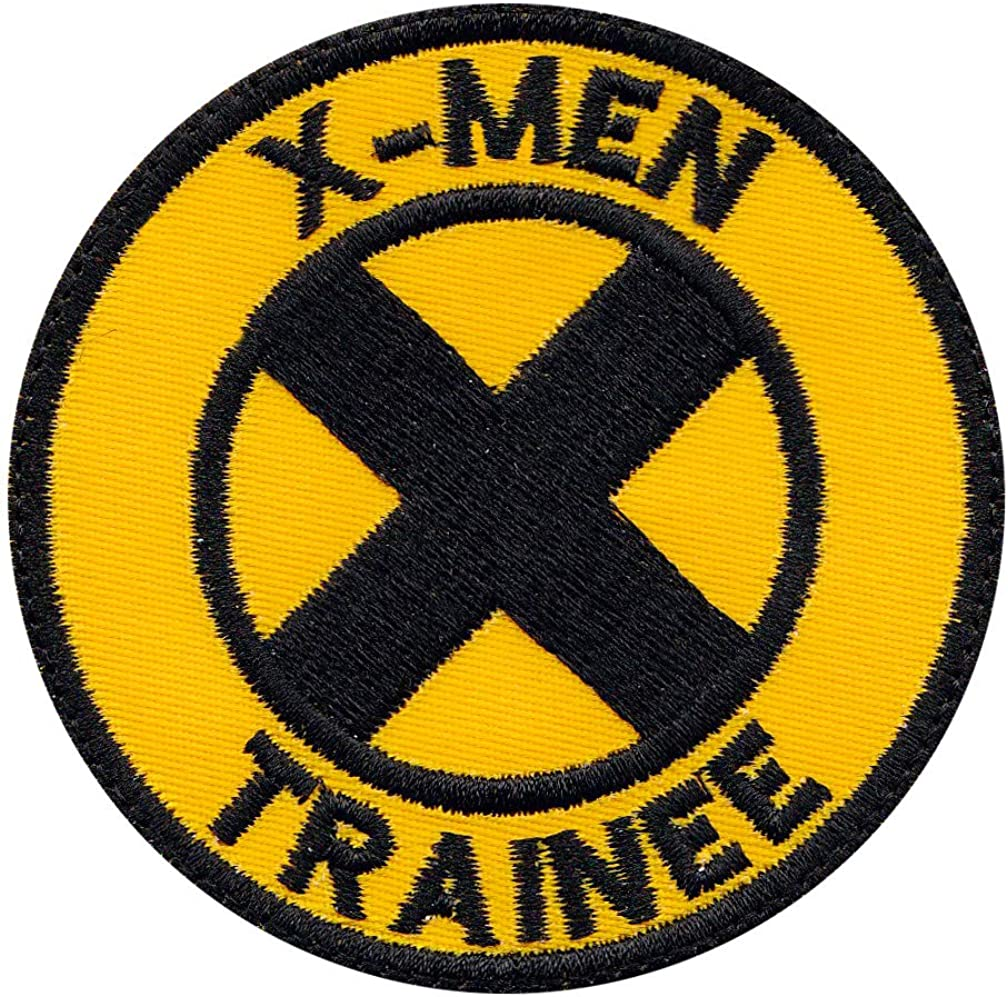 Uncanny Sales of SALE items from new works X-Men Trainee Patch Inspired Albuquerque Mall Art