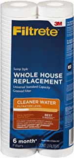 3m 4wh-Stdgr-F02 Filtrete Standard Whole House Replacenment Filter 2 Count