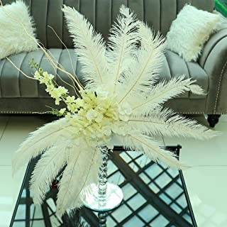 YATAI Ostrich Feather Dyed Drabs Body Feathers Wedding Carnival Centerpiece Real Ostrich Feathers Plume Home Party Decorat...