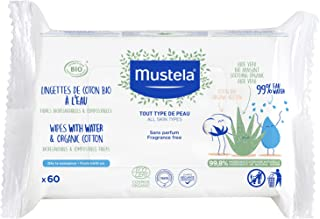 Toalhas de Algodão BIO a base de água, Limpa a Pele, Composto por fibras naturais, feito com 99, 8% ingredientes de origem...