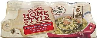 campbell italian wedding soup