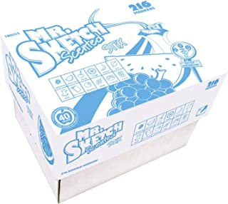 Mr Sketch Premium Scented Stix Non-Toxic Watercolor Marker School Pack, Fine Tip, Assorted Colors, Set of 216