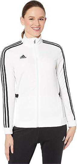 Adidas mens white track jackets + FREE SHIPPING |