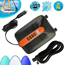 inflatable sup board pumps
