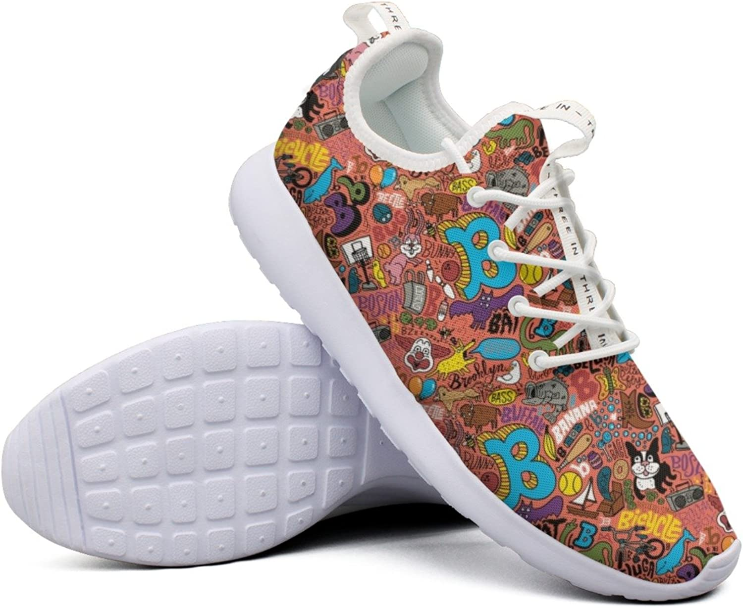 Young Women Animal Online colorful Camping Novelty Fashion Running shoes