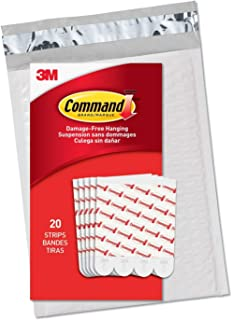 Command Large Replacement Strips, Re-Hang Indoor Hooks (GP023-20NA)