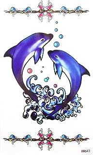 Best blue dolphin tattoo Reviews