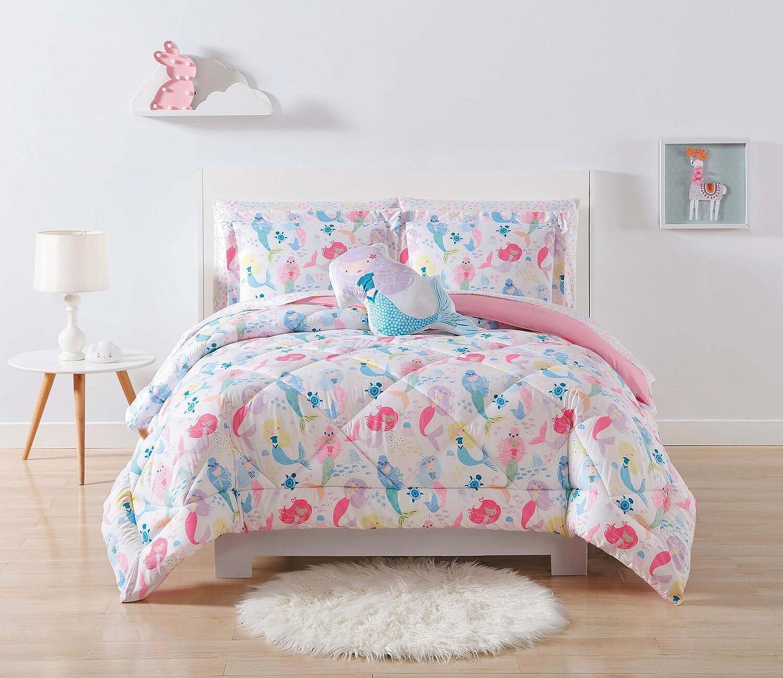 My World Comforter Set, Full Queen, Mermaids