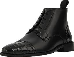 Franco Cap Toe Lace-Up Chukka Boot