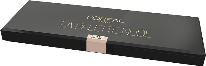 LOréal Paris Sombra de Ojos Color Riche La Palette Nude 02 ...