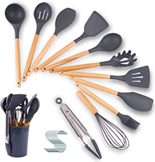 Aybloom Silicone Kitchen Utensils