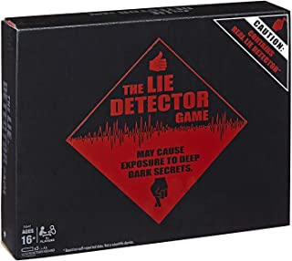 The Lie Detector Game Adult Party Game