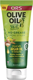 Ors Olive Oil Fix-It No-Grease Creme Styler 5 Ounce (150ml)