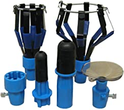 Ettore 48350 Bulb Changer Kit Without Pole,Blue