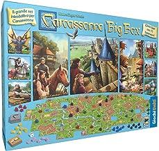 Giochi Uniti gu572–Carcassonne Big Box Edition 2017